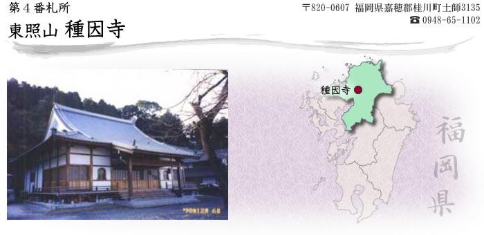 東照山 種因寺